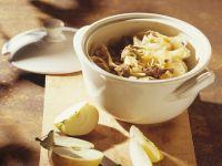 Braised Lamb and Cabbage recipe