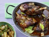 Braised Lamb Shank recipe