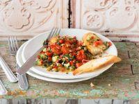 Braised Mediterranean Vegetables recipe