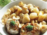 Braised Nuts with Veal Shoulder recipe