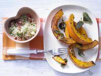 Braised Pumpkin with Sage recipe