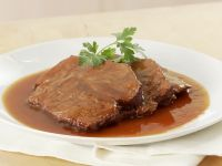 Braised Roast recipe