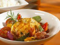 Braised Tomato Chicken recipe