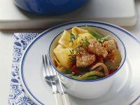 Braised Turkey Mediterranean Style recipe