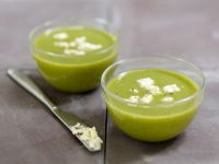 Brassica Veloute with Cheese recipe