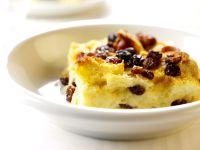 Bread and Raisin Pudding recipe
