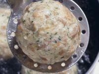 Bread Dumplings recipe
