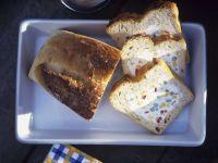 Bread with Cream Cheese Filling recipe