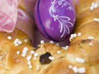 Bread Wreaths recipe