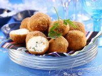 Breaded Cheese Dumplings recipe