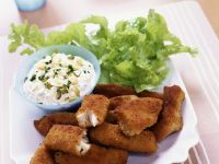 Breaded Fish Tenders recipe