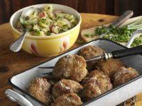 Breaded Meatballs recipe
