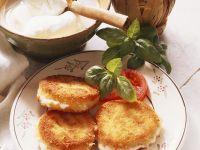 Breaded Mozzarella recipe