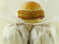 Breaded Veal Burgers recipe