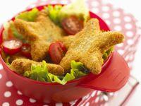 Breaded Veggie Patties for Kids recipe
