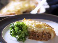 British Mince Dish (Cottage Pie) recipe