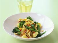 Broccoli and Chilli Pasta recipe