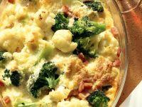 Broccoli Cauliflower Casserole recipe