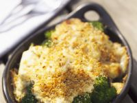 Broccoli and Cheese Bake recipe