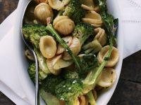 Broccoli Orecchiette Pasta recipe