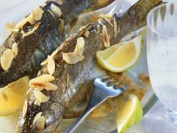 Broiled Trout recipe