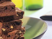 Brownies with Peanuts recipe