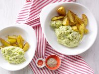 Brussels Sprout Puree with Sesame Potatoes