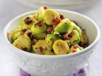 Brussel Sprouts with Bacon recipe