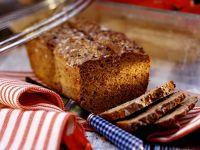 Buckwheat and Flax Bread recipe