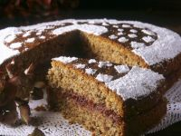 Buckwheat Hazelnut Cake recipe
