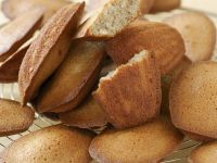Buckwheat Madeleines recipe