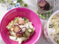 Bulgur-Fennel Salad with Mint