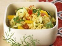 Bulgur Salad recipe
