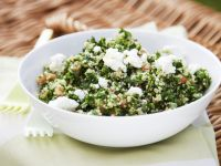 Bulgur Salad with Herbs recipe