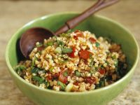 Bulgur Wheat and Tomato Salad recipe