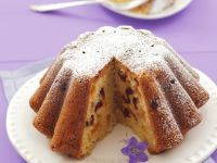 Bundt Cake with Dried Fruits (Baba) recipe