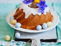 Bundt Cake with Icing recipe