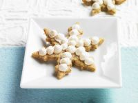 Butter Cookies Stars recipe