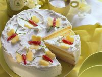 Butterfly Cake recipe