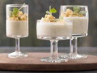 Buttermilk and Lime Mousse