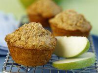 Buttermilk Apple Muffins recipe