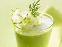 Buttermilk-Cucumber Drink recipe