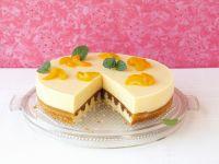 Buttermilk Tart recipe