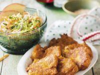 Butternut Squash Fritters recipe