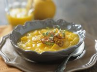 Butternut Squash Soup with Bacon recipe