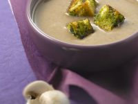 Button Mushroom Bisque recipe