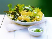 Cabbage and Pineapple Salad recipe