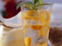 Cachaca, Triple Sec and Kumquat Cocktail recipe