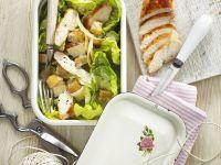 Caesar Salad with Chicken recipe