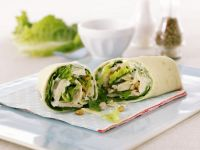 Caesar Salad Wraps recipe